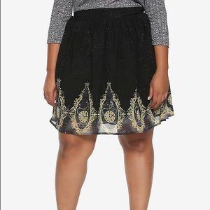Hot Topic Peter Pan Skirt! *Plus Size*